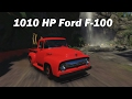 Extreme Offroad Silly Builds - 1956 Ford F-100 (Forza Horizon 3)