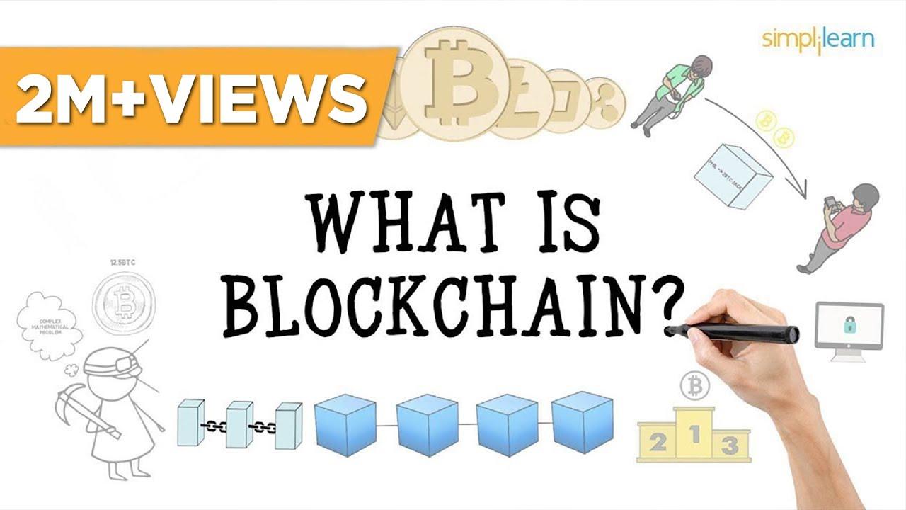 Blockchain In 7 Minutes | What Is Blockchain | Blockchain Explained Simply | Blockchain |Simplilearn
