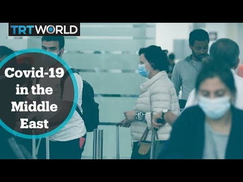 How is Middle East dealing with Covid-19?