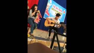Mashup Sáng Tối - Chạy (Guitar Acoustic Version) - Phùng Khánh Linh - (Lụa)
