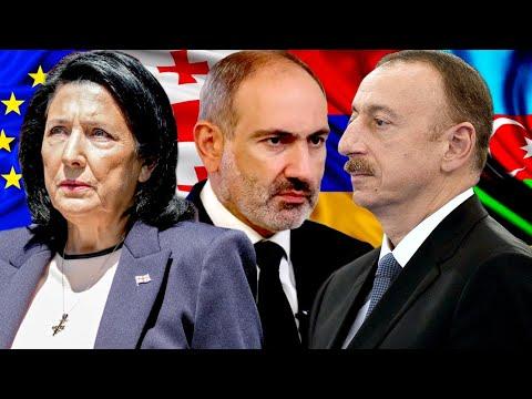 Перемирие Армении и Азербайджана? / Трагедия при побеге из Абхазии / Грузию не примут в Евросоюз?