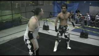Kaze Vs Frank Giovanni Preshow Promo Blood In The Water 2009