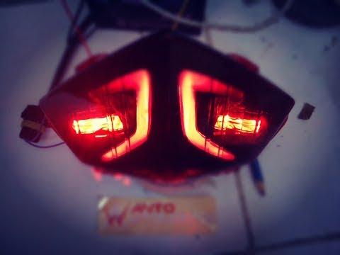 Stoplamp New Vixion Lightning (NVL) Consept Ducati Panigale (Wanto Autolights)