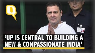 Rahul Gandhi: Work Will Start in Amethi as Soon as Congress Comes Into Power
