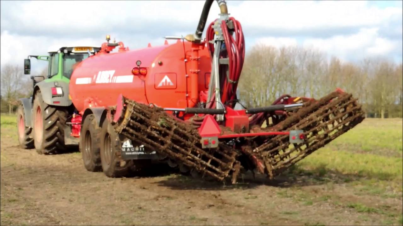 Abbey Machinery Heavy Duty Linkage with Vederstad cultivator