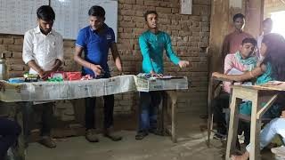JBCS Mirzapur Begusarai nmmss test examination ranking prize 13-10-2019 by Basant sir