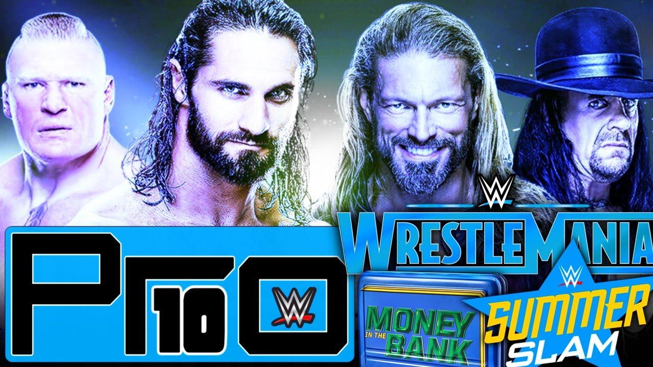 Die 10 krassesten WWE Pay-Per-Views der Geschichte | Pro10