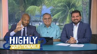 Bomani Jones' Best Highly Questionable Moments | Highly Questionable | ESPN