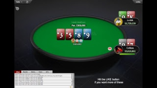 Cards Up Replay: WCOOP-54-H $10,300 8-Game Highroller FINAL TABLE (no comms)