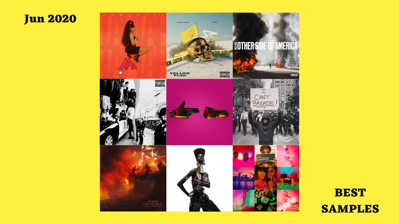 The Best Hip Hop Samples of June 2020