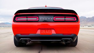 2021 Dodge Challenger Super Stock – The World's Quickest and Most Powerful Muscle Car