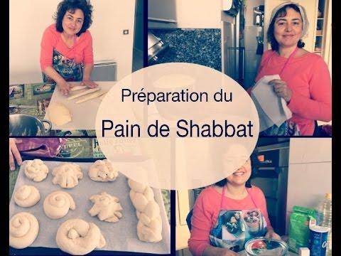 préparation-du-pain-de-shabbat-!