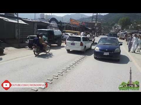 Upper Dir Bazar Full View - kpk Pakistan