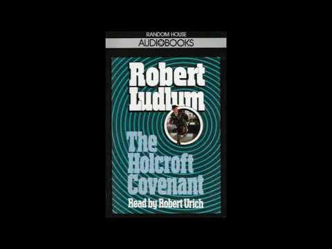 Robert Ludlum The Holcroft Covenant book