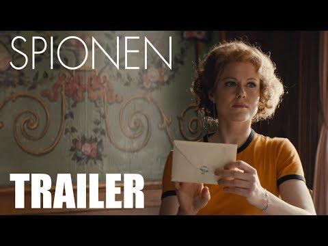 SPIONEN | TRAILER | Kommer på kino 18. oktober