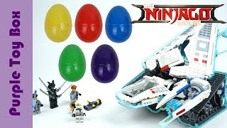 Lego Ninjago Movie Surprise Eggs #4 레고 닌자고 서프라이즈 에그
