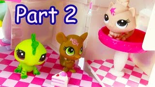 Lps - Demanding Diva Dahhhhling - Littlest Pet Shop Lps Series Part 2 Video