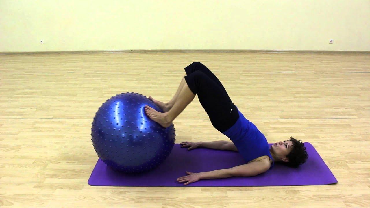 Комплекс упражнений для тазобедренных суставов с фитболом гимнастика при дисплазии тазобедренного сустава у грудничков видео