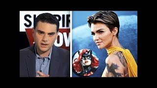 """""""She Isn't Gay ENOUGH?""""  Ben Shapiro, REACTS To Ruby Rose Backlash Over Batwoman Role"""