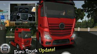 Euro Truck Driver/euro Truck Evolution Update! - New High Tech Trucks