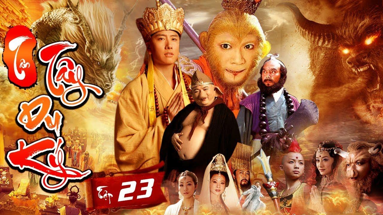 Phim Mới Hay Nhất 2019 | TÂN TÂY DU KÝ – Tập 23 | Phim Bộ Trung Quốc Hay Nhất 2019