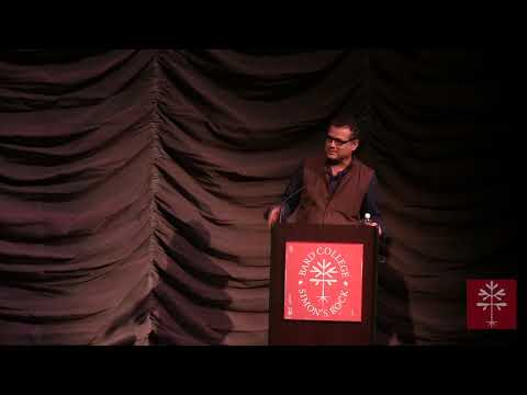 Dr. Vijay Prashad: Symposium on Social Justice and Inclusion Keynote Address