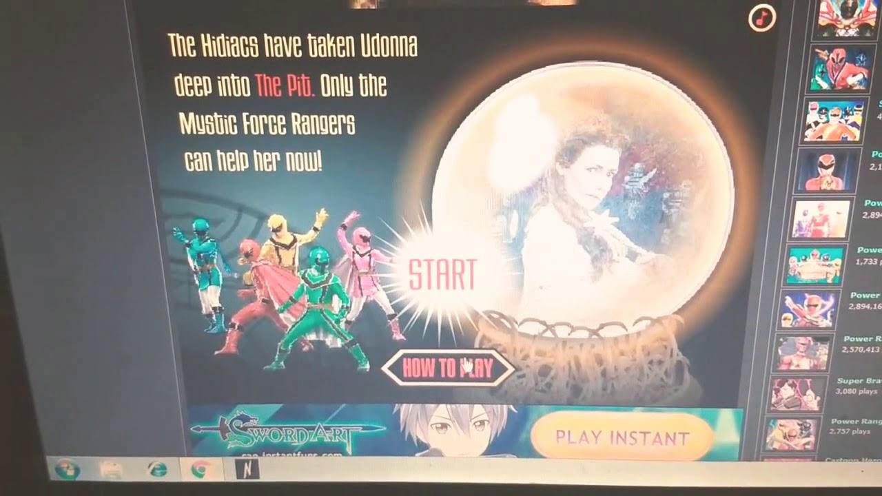 Jogos Pc Power Rangers Forca Mistica Gates Of Darkness Youtube