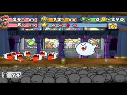 (029) Paper Mario: The Thousand Year Door 100% Walkthrough - Boo Who?