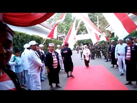 Laskar Sakera, FPI, LPI, Kokam dan Banser Garis Lurus Bondowoso Bersatu