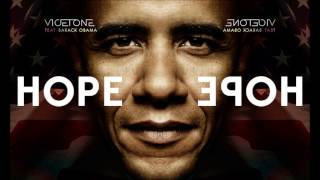 Vicetone feat. Barack Obama - Hope (Original Mix) [HD]