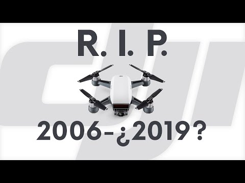 2019 A BAD YEAR FOR DJI ?