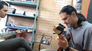 Jazz Ballad com aluno Nicholas Eloy.