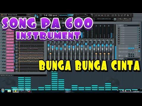 Bunga-Bunga Cinta - Dangdut FL Studio Korg PA 600