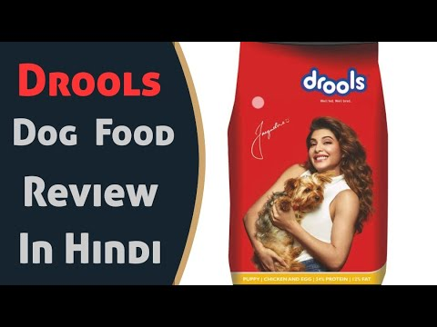 Drools Dog Food Review In Hindi Youtube