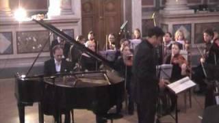 Wolfgang Gerold: Mozart KK KV 466 1. Satz 1. Teil  9 Mai 2010