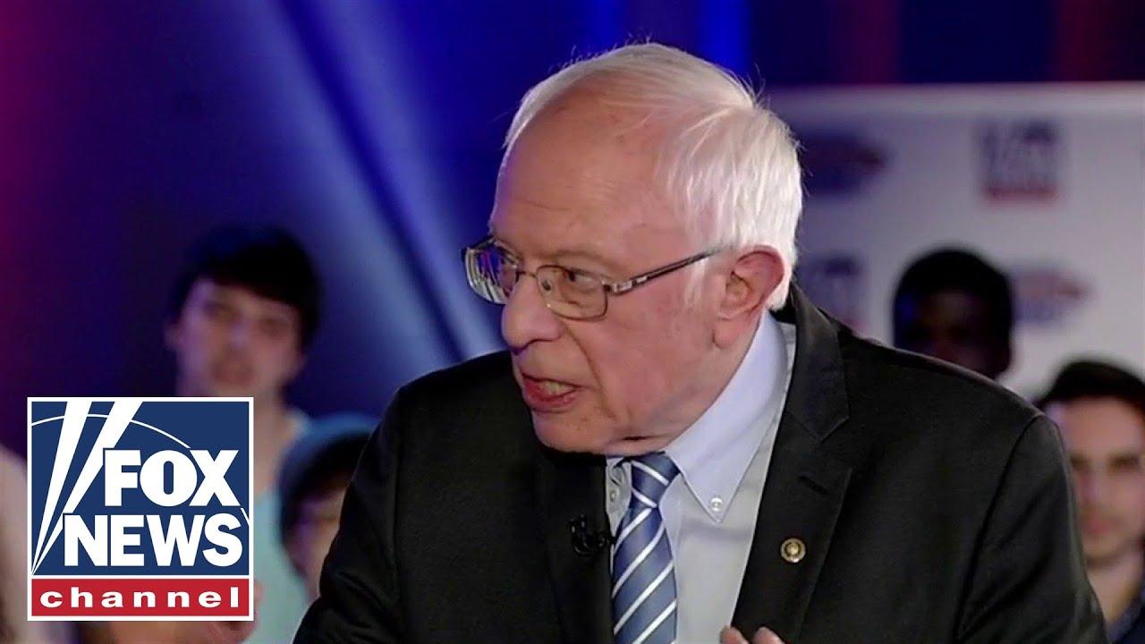 Town Hall with Bernie Sanders   Part 3 - Fox News