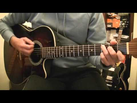 Gustavo Cerati   Convoy   Guitar Cover