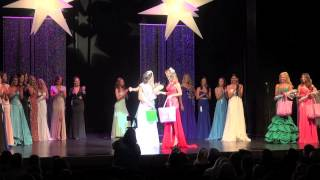 Miss Charlotte USA 2013 Pageant Clips