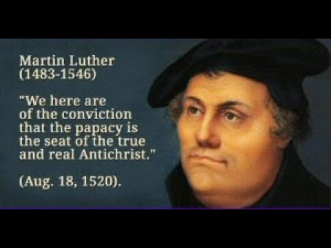 The Pope is the Antichrist!