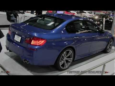 2013 BMW M5 Sedan - DC Auto Show