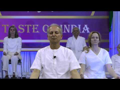 2015 04 26 Yoga Demonstration, Taste of India, Norfolk, VA