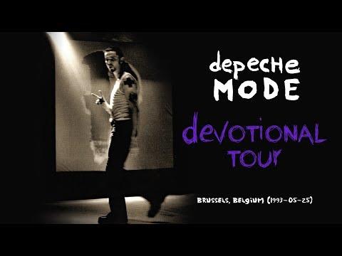 Depeche Mode - Devotional Tour (1993, Brussels, Belgium)(1993-05-25)