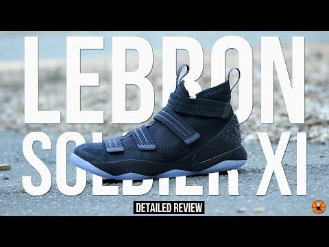 Nike LeBron Soldier 11 - Detailed Review | 2017 NBA Finals