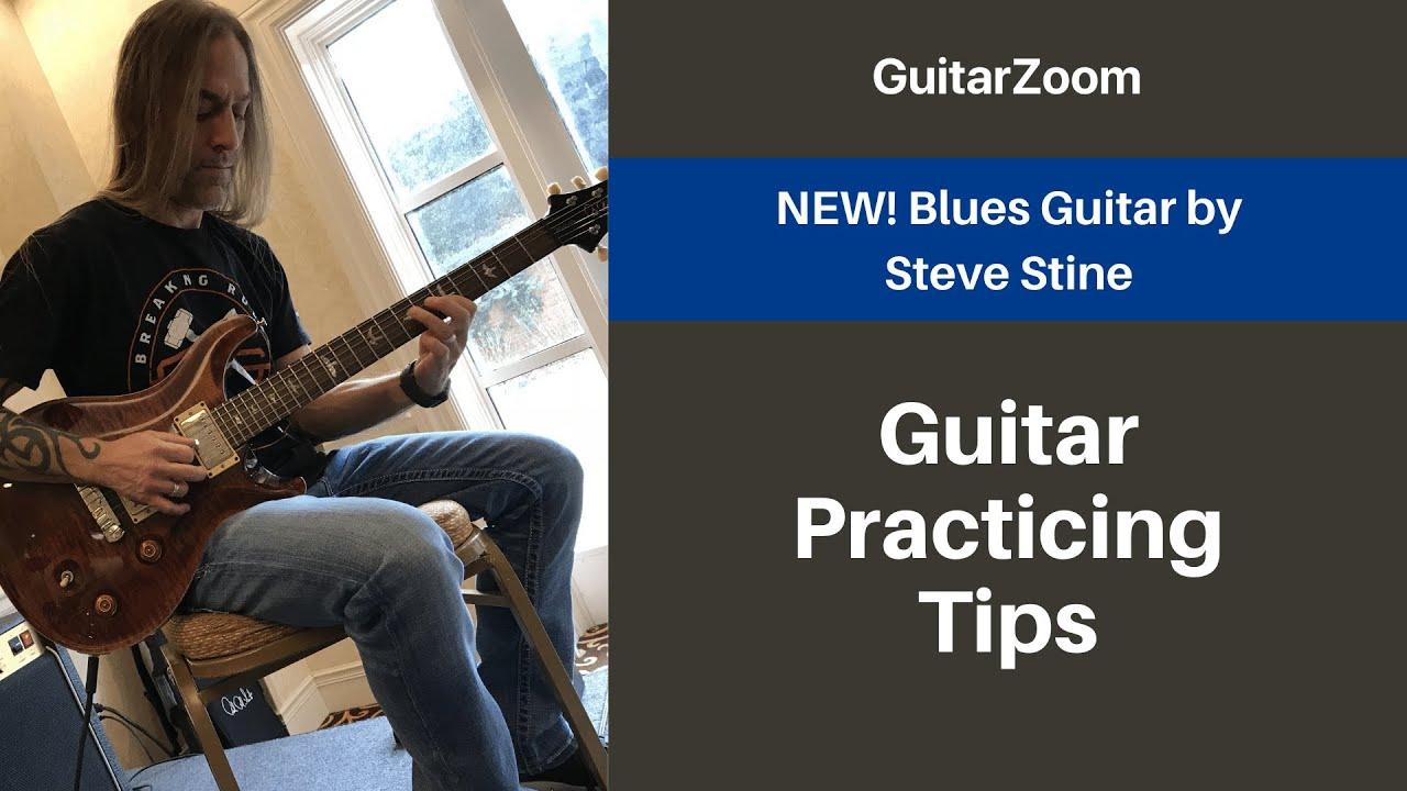 Guitar Practicing Tips | Blues Guitar Workshop