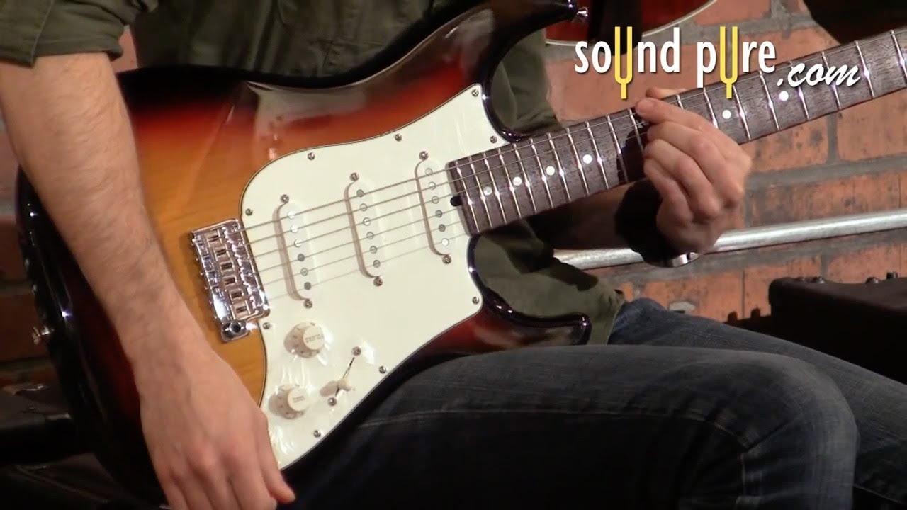 Single Coil Pickups Vs Humbucker Pickups In Electric Guitars Demo
