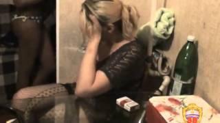 проститутки с Рублевского шоссе (оперативное видео)