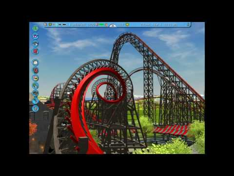 RCT3 CTR Creator Tutorial - How To Put CTRs on PEP CT Tracks by