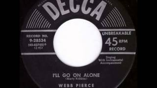 Webb Pierce ~ I