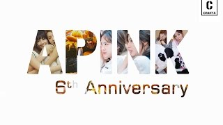「FANMADE」Apink 6th Anniversary #AlwaysWithApink