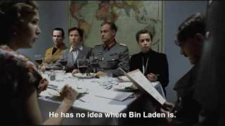 Hitler can't find Osama Bin Laden